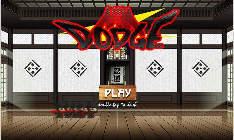 Ninja Dodge - screenshot