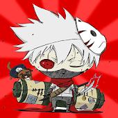 Ninja Shadow Kakashi