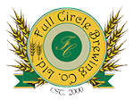 Logo for Full Circle Brewing Co.