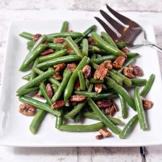 Pecan Green Beans