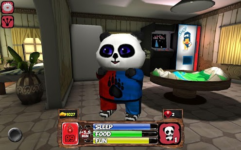 My Panda Minion (Pet)- screenshot thumbnail