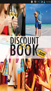 The Discount Book App -Coupons screenshot 0