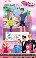 Screenshot of Superstar Fashion Girl