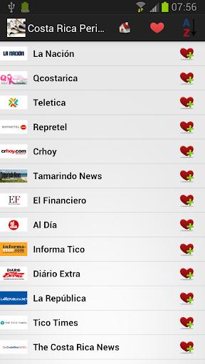 Costa Rica Periódicos