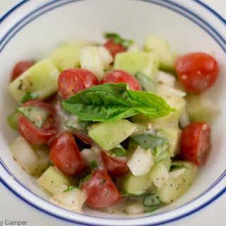 Cucumber Salad.
