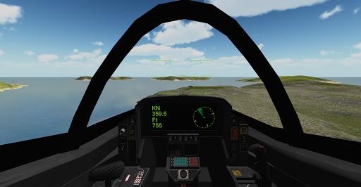 F18 Airplane Simulator 3D 1.0 screenshots 5