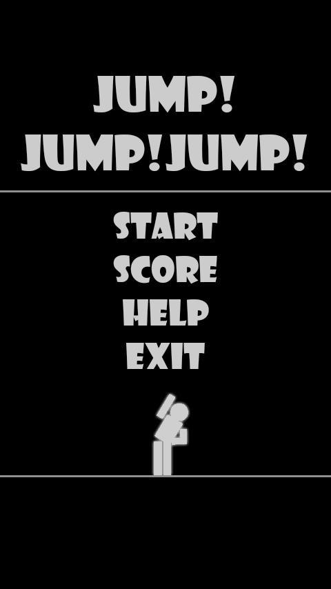 jumpman - screenshot