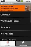 Screenshot of Rosencrantz and Guildenste...