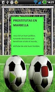 prostitutas cristiano ronaldo prostitutas en marbella