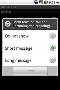 On Call End (not call log)- screenshot thumbnail
