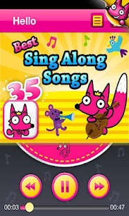 35 Sing Along Songs- screenshot thumbnail