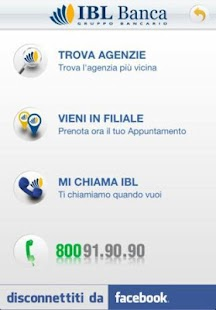 IBL Banca Mobile- miniatura screenshot