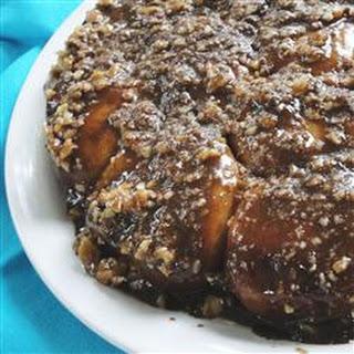 Praline Pull-Apart Coffee Cake