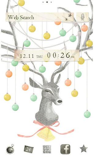 ★きせかえ無料★クリスマスデコレイト