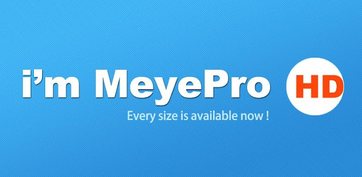 MeyePro HD v1.3.0 free download