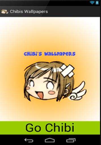 【免費攝影App】Chibis Wallpapers-APP點子
