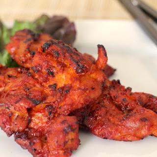 Spicy Korean Barbecue Chicken.