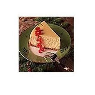 Kraft's Eggnog Cheesecake