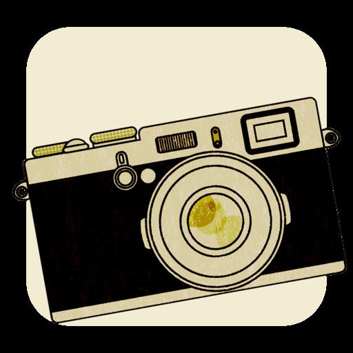 攝影App Vintage Photofram.es LOGO-3C達人阿輝的APP
