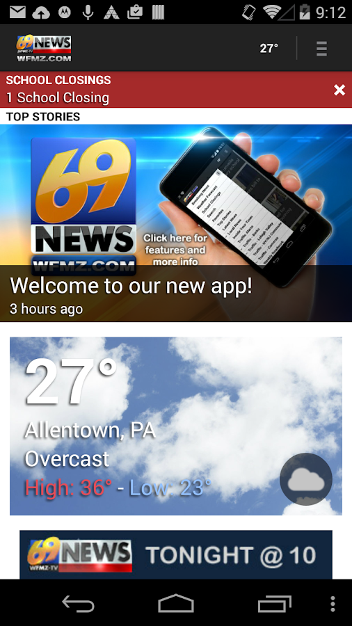69News Mobile- screenshot