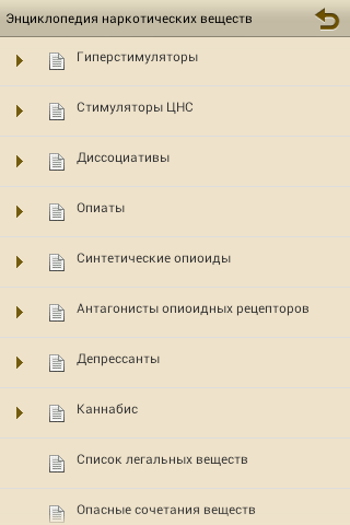 Наркотики - энциклопедия