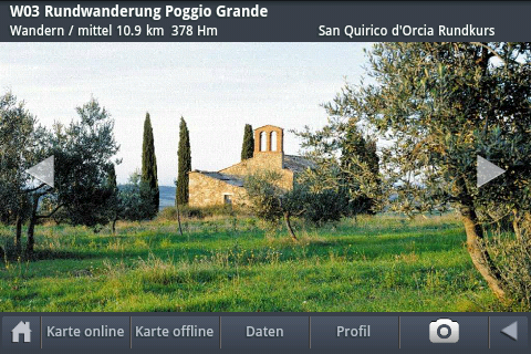 Hotel Adler Thermae Toscana- screenshot