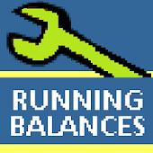 Running Balances