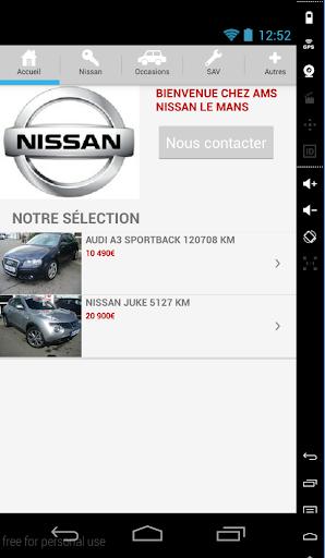 AMS Nissan