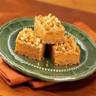 Pumpkin Pie Bars by EAGLE BRAND®.