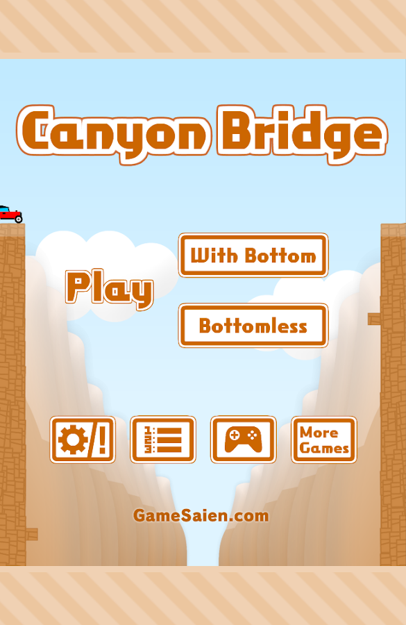Canyon Bridge- screenshot