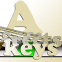 keys and frets icon