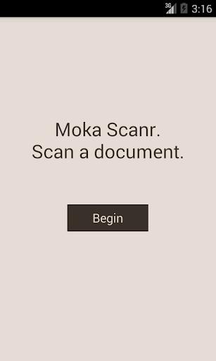 Moka Scanr