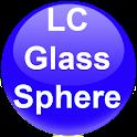 LC Glass Sphere Pixel NovaApex