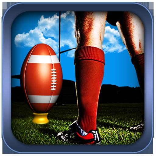 橄欖球踢中超 體育競技 App LOGO-硬是要APP