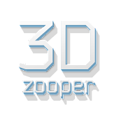 3Dion for Zooper Widget Pro