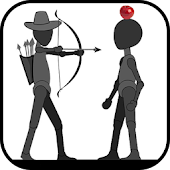 StickMan Apple Shooter