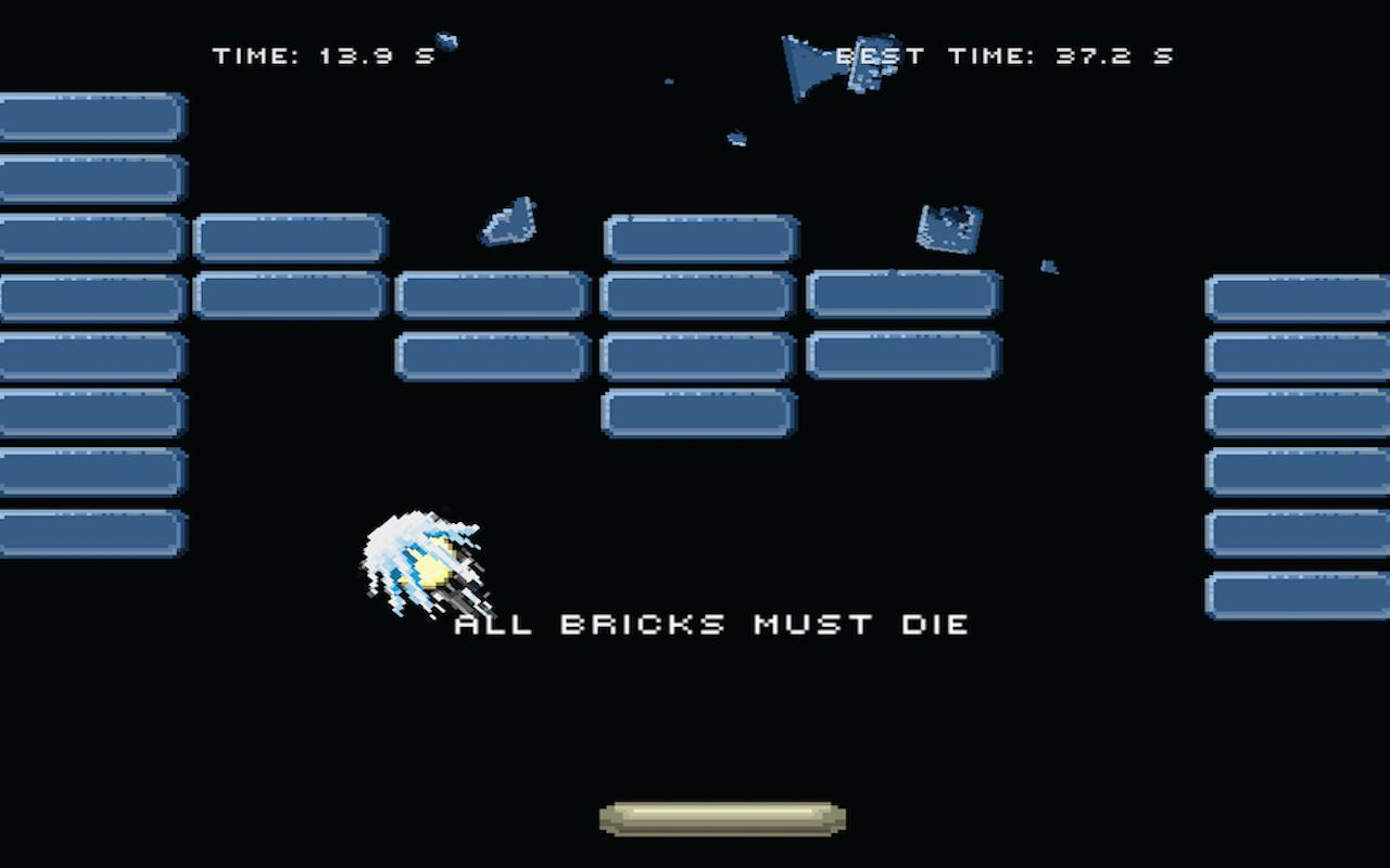 Bit Breaker- screenshot