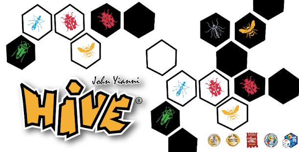 Hive™ - board game for two- screenshot thumbnail