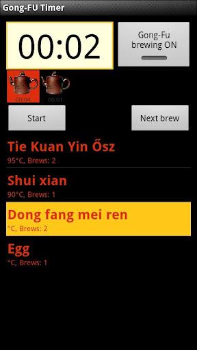 Gong Fu Tea Timer