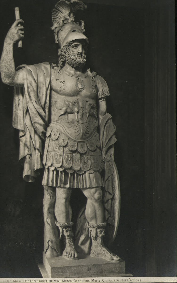 ares greek myth