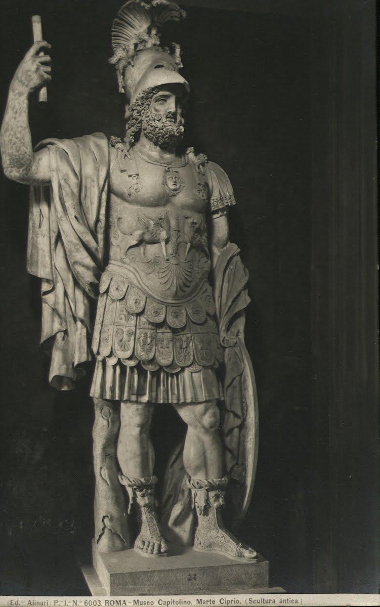 Love Me or Hate Me - Ares, The Greek God of War (aka Mars