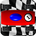 2D Tiny Car Racing Lite icon