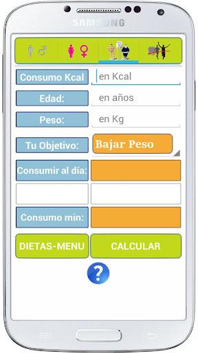 玩免費健康APP|下載Diets Plan Fat Weight Calories app不用錢|硬是要APP
