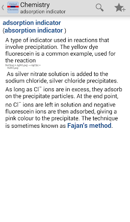 Oxford Chemistry Dictionary Tr 4.3.136 screenshot 75622