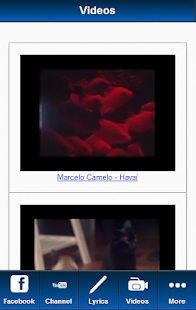 Marcelo Camelo Blue Fan - screenshot thumbnail