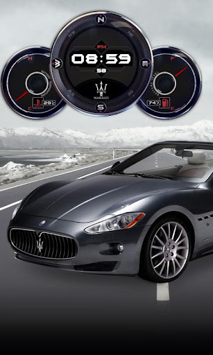 Maserati Sport Cabrio HD LWP