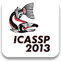 2013 IEEE ICASSP logo