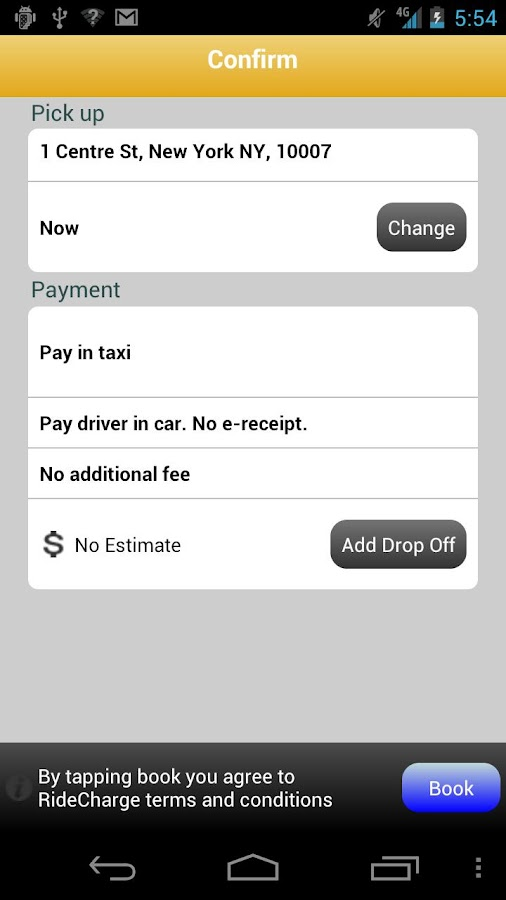WOW Taxi- screenshot