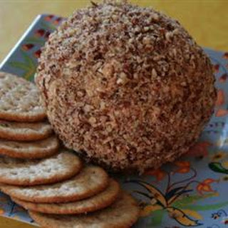 Southern Made Cheese Ball.