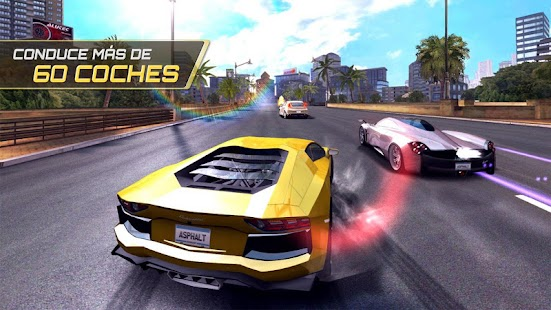 Asphalt 7: Heat - screenshot thumbnail
